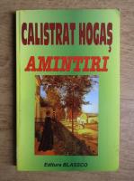 Calistrat Hogas - Amintiri