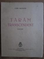 Camil Baltazar - Taram transcendent