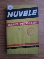 Anticariat: Camil Petrescu - Nuvele