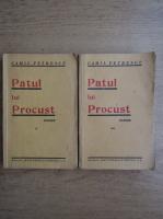Camil Petrescu - Patul lui Procust (editie princeps, 2 volume, 1933)
