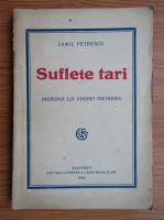 Camil Petrescu - Suflete tari (1925)