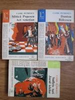 Anticariat: Camil Petrescu - Teatru (3 volume)