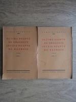 Camil Petrescu - Ultima noapte de dragoste, intaia noapte de razboi (2 volume, 1930)