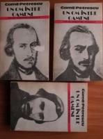 Anticariat: Camil Petrescu - Un om intre oameni (3 volume)