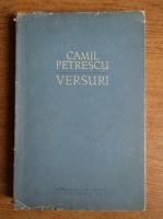 Camil Petrescu - Versuri