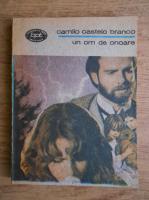 Camilo Castelo Branco - Un om de onoare