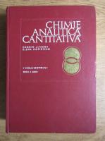 Candin Liteanu - Chimie analitica cantitativa