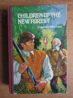 Captain Marryat - The children of the New Forest