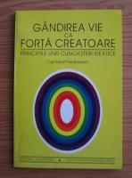 Anticariat: Carl Albert Friedenreich - Gandirea vie ca forta creatoare
