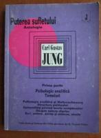 Anticariat: Carl Gustav Jung - Psihologia analitica. Temeiuri