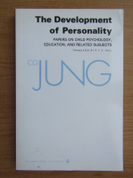 Anticariat: Carl Gustav Jung - The development of personality