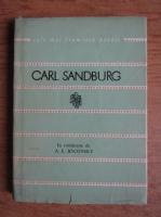 Carl Sandburg - Versuri