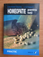 Carla Biader Ceipidor - Homeopatie pentru toti