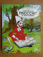 Carlo Collodi - Aventurile lui Pinocchio in benzi desenate