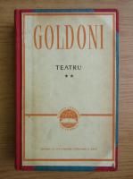 Carlo Goldoni - Teatru (volumul 2)