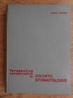 Anticariat: Carlo Zerosi - Terapeutica conservativa in Odontostomatologie