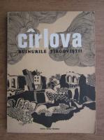 Carlova, Ruinurile Targovistei (ilustratii de Iuliana Predut)