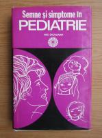 Carmen Ciofu - Semne si simptome in pediatrie