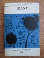 Anticariat: Carmen Laforet - Neant