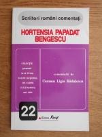 Anticariat: Carmen Ligia Radulescu - Hortensia Papadat Bengescu. Marea europeana a anilor 30'