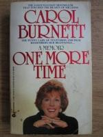 Anticariat: Carol Burnett - One more time