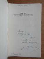 Anticariat: Carol Isac - Permanente in dramaturgie (cu autograful autorului)