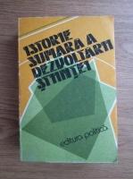 Anticariat: Carol Neuman, Edmond Nicolau, Anghel Schor - Istorie sumara a dezvoltatii stiintei
