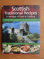 Anticariat: Carol Wilson - Scottish traditional recipes. A heritage of food and cooking