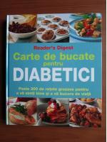 Anticariat: Carte de bucate pentru diabetici (Reader's Digest)