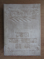 Cartea convorbirilor literare 1 martie 1867-1868