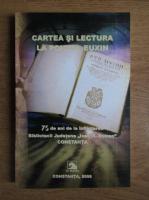 Anticariat: Cartea si lectura la Pontul Euxin