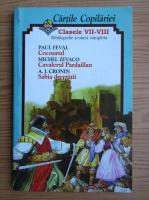 Anticariat: Cartile copilariei. Bibliografie scolara completa, clasele VII-VIII