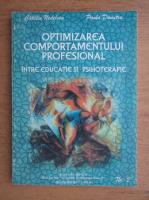 Catalin Nedelcea - Optimizarea comportamentului profesional intre educatie si psihoterapie