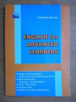 Catalina Sacuiu - English for advanced learners
