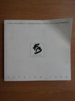 Catalog 1996. Anuarul membrilor filialei UAP din Bucuresti