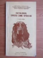 Anticariat: Catalogul expozitiei Canine Republicane (a X-a editie)
