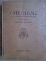 Catechisme (lipseste pagina de titlu, stare uzata