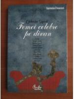Catherine Siguret - Femei celebre pe divan