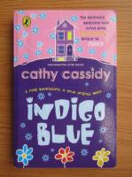 Anticariat: Cathy Cassidy - Indigo blue