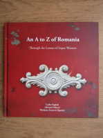 Cathy Feghali - An A to Z of Romania through the lenses of expat women