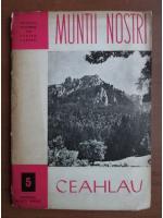 Anticariat: Ceahlau (colectia veche Muntii Nostri)