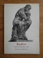 Cecile Goldscheider - Rodin. Perioada 1840-1886