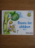 Anticariat: Cecilia Croitoru - Poems for children, part 2