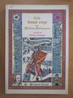 Anticariat: Cele doua roze. Povestiri de Mihnea Gheorghiu dupa William Shakespeare