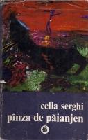 Cella Serghi - Panza de paianjen (cartonata)