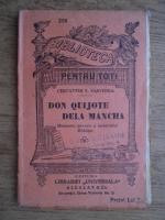 Cervantes Y. Saavedra - Don Quijote dela Mancha