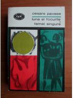 Anticariat: Cesare Pavese - Luna si focurile. Femei singure