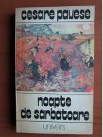 Anticariat: Cesare Pavese - Noapte de sarbatoare