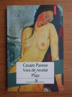 Anticariat: Cesare Pavese - Vara de neuitat. Plaja