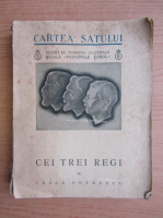 Anticariat: Cezar Petrescu - Cei trei regi (1935)